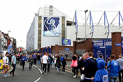 A general view of Goodison Park ahead of Duncan Ferguson's testimonial match against Villareal  - Mandatory by-line: Matt McNulty/JMP - 02/08/2015 - SPORT - FOOTBALL - Liverpool,England - Goodison Park - Everton v Villareal - Pre-Season Friendly