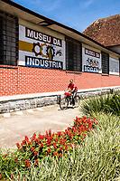 Museu da Indústria e Museu da Bicicleta. Joinville, Santa Catarina, Brasil. / Industry and Bicycle Museum. Joinville, Santa Catarina, Brazil.