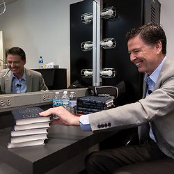 James Comey for Chicago Humanities Fest.