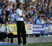 Photo: Lee Earle.<br /> Reading v Middlesbrough. The Barclays Premiership. 19/08/2006. Middlesbrough's Gareth Southgate.