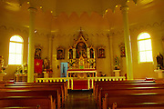 Church of the Holy Ghost, Kula, Maui, Hawaii<br />
