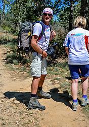 11-06-2017 SPA: We hike to change diabetes day 2, Rabanal del Camino<br /> De eerste dag van Astorga naar Rabanal del Camino. Een tocht van 21 km door vlak landschap maar in een hitte van 32 graden. Ronald