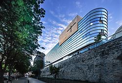 AS.Architecture-Studio • Saint Louis de Gonzague Franklin School Complex, Paris