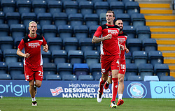 Hordur Magnusson, Aden Flint and Aaron Wilbraham of Bristol City warm up - Mandatory by-line: Robbie Stephenson/JMP - 09/08/2016 - FOOTBALL - Adams Park - High Wycombe, England - Wycombe Wanderers v Bristol City - EFL League Cup