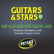 Froggy 101's Guitars & Stars 13
