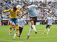 Fussball Bundesliga 2012/13: 1860 Muenchen - Eintracht Braunschweig