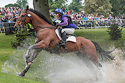 COOLEY EARL ridden by Georgie Strang at Bramham International Horse Trials 2016 at  at Bramham Park, Bramham, United Kingdom on 11 June 2016. Photo by Mark P Doherty.