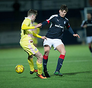 Dundee's Mark Smith - Dundee v Hearts in the SPFL Development League at Links Park in  Montrose : Image &copy; David Young<br /> <br />  - &copy; David Young - www.davidyoungphoto.co.uk - email: davidyoungphoto@gmail.com