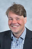 NIEUWEGEIN - Directeur KNHB vanaf 1 september 2014, Erik Gerritsen. KNHB medewerkers en organisatie WK Hockey 2014. ANP COPYRIGHT KOEN SUYK