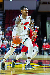 NORMAL, IL - December 18: Keith Fisher III during a college basketball game between the ISU Redbirds and the UIC Flames on December 18 2019 at Redbird Arena in Normal, IL. (Photo by Alan Look)