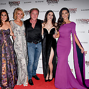 Celebrities and casts attend Blackbird - World Premiere with Michael Flatley, London, UK