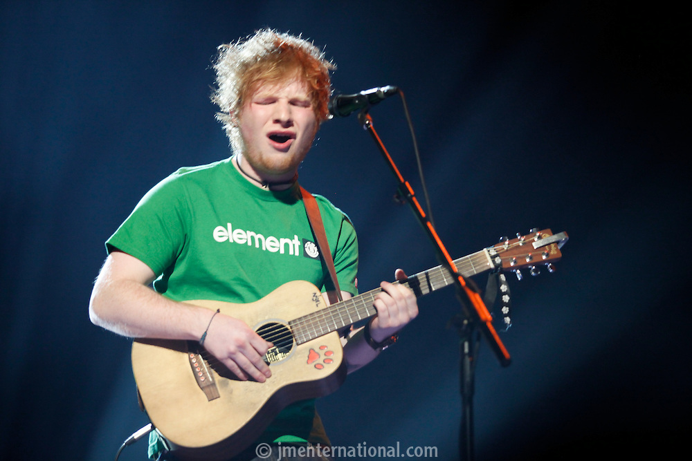 The BRIT Awards 2012 with MasterCard