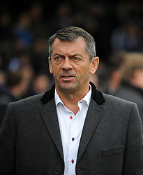 Southend United manager Phil Brown - Mandatory by-line: Neil Brookman/JMP - 09/12/2017 - FOOTBALL - Memorial Stadium - Bristol, England - Bristol Rovers v Southend United - Sky Bet League One