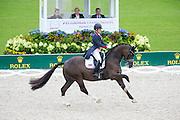 Charlotte Dujardin - Valegro<br /> FEI European Championships Aachen 2015<br /> © DigiShots