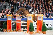 Willem Greve - Grandorado TN<br /> Finale Blom Hengstencompetitie 2015/2016<br /> KWPN Hengstenkeuring 2016<br /> © DigiShots