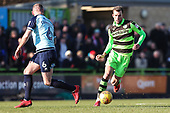 Forest Green Rovers v Crawley Town 240218