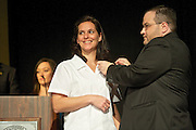 Photos taken of the Nurse Pinning Ceremony on December 17, 2012 at LaCentre Conference and Banquet Facility.