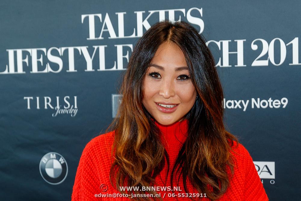 NLD/Amsterdam/20180913 - inloop Talkies Lifestyle lunch 2018, janine Koh