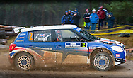 20:11:2009..Rally of Scotland..Guy Wilks on stage 5..Pic:Andy Barr.07974 923919  (mobile).andy_snap@mac.com.All pictures copyright Andrew Barr Photography. .Please contact before any syndication. .