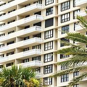 Vakantie 2015, Miami, hoogbouw van een hotel