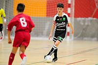 Campeonato de Espa&ntilde;a de F.Sala Alev&iacute;n Mixto celebrado en el Pabell&oacute;n de Lineares (Cantabria).<br /> Selecci&oacute;n Ceuta Vs Selecci&oacute;n Madrid.