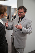 IVAN WIRTH, VIP Opening of Frieze Masters. Regents Park, London. 9 October 2012