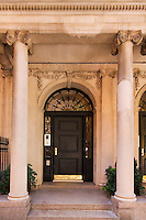 Entrance at 20 East 84th Street