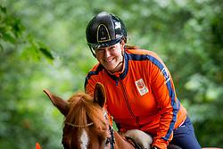 Voets Sanne, NED, Demantur<br /> EC Rotterdam 2019<br /> © Hippo Foto - Sharon Vandeput<br /> 20/08/19