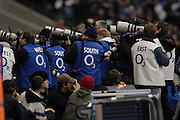 Twickenham. GREAT BRITAIN, during the, 2006 Investec Challenge, game between, England  and New Zealand [All Blacks], on Sun., 05/11/2006, played at the Twickenham Stadium, England. Photo, Peter Spurrier/Intersport-images].....   [Mandatory Credit, Peter Spurier/ Intersport Images].