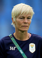 Fifa Woman's Tournament - Olympic Games Rio 2016 -  <br /> South Africa National Team - <br /> PAUW Vera - DT South Africa