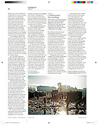 March 2013 issue of British Journal of Photography. Profiling my project with Darko Stanimirovic and Newsmotion.org about the eviction of the Belville Roma settlement in Belgrade.
