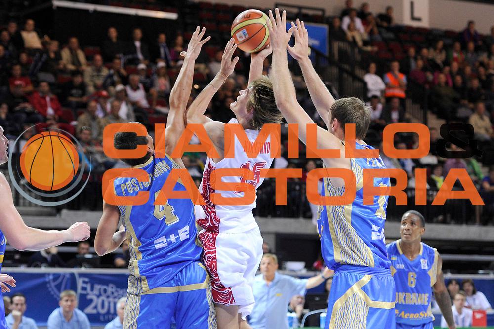 DESCRIZIONE : Klaipeda Lithuania Lituania Eurobasket Men 2011 Preliminary Round Russia Ucraina Russia Ukraine<br /> GIOCATORE : Andrei Kirilenko<br /> SQUADRA : Russia<br /> EVENTO : Eurobasket Men 2011<br /> GARA : Russia Ucraina Russia Ukraine<br /> DATA : 31/08/2011<br /> CATEGORIA : tiro penetrazione<br /> SPORT : Pallacanestro <br /> AUTORE : Agenzia Ciamillo-Castoria/C.De Massis<br /> Galleria : Eurobasket Men 2011<br /> Fotonotizia : Klaipeda Lithuania Lituania Eurobasket Men 2011 Preliminary Round Russia Ucraina Russia Ukraine<br /> Predefinita :