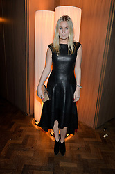 MARISSA MONTGOMERY at the unveiling of a Very Special Malone Souliers Christmas Tree, In Support Of Starlight Children's Foundation held at The Club Cafe Royal, Regent Street, London on 2nd December 2015.
