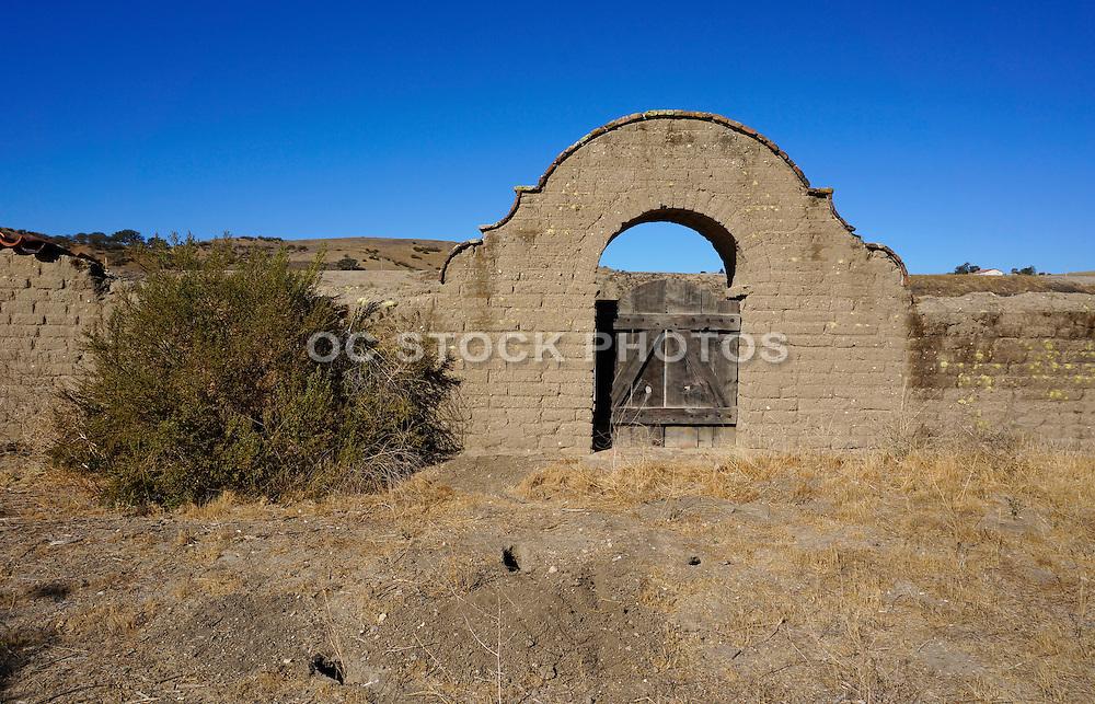 Mission San Miguel a Historic Landmark in California
