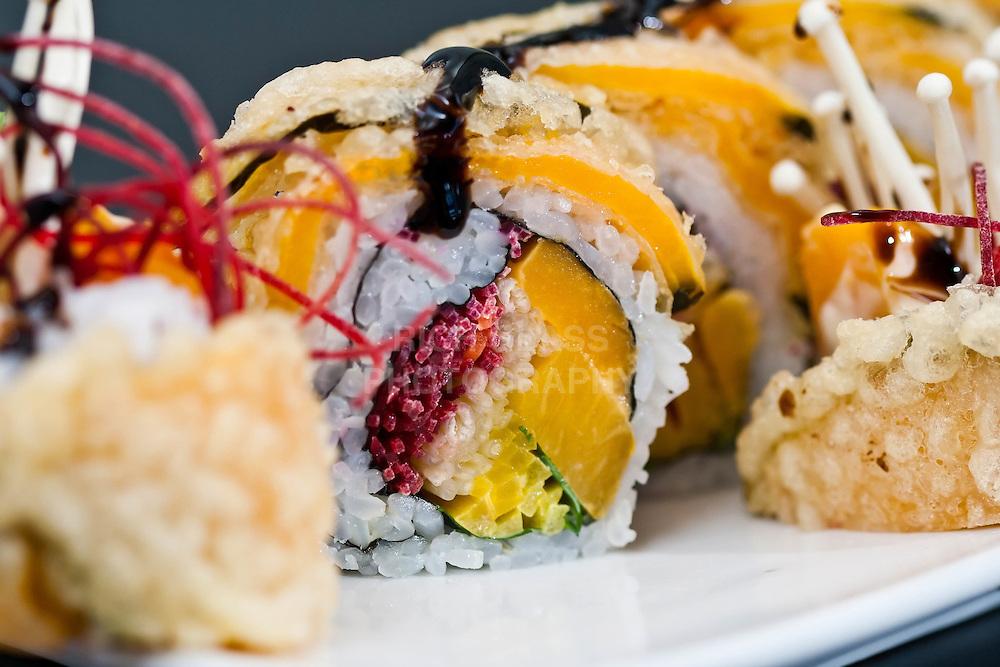 Sushi Village Food