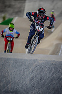 #11 (WILLOUGHBY Alise) USA at Round 5 of the 2019 UCI BMX Supercross World Cup in Saint-Quentin-En-Yvelines, France