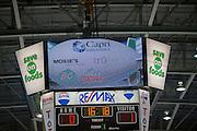 KELOWNA, CANADA - SEPTEMBER 28:  Video Board at the Kelowna Rockets game on September 28, 2016 at Prospera Place in Kelowna, British Columbia, Canada.  (Photo By Cindy Rogers/Nyasa Photography,  *** Local Caption ***
