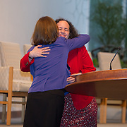 Temple Israel's Annual Gathering is held at Temple Israel on June 11, 2015 in Boston, Massachusetts. (Photo by Elan Kawesch)