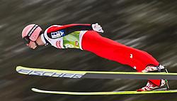 02.01.2011, Bergisel, Innsbruck, AUT, Vierschanzentournee, Innsbruck, im Bild Manuel Fettner, AUT, during the 59th Four Hills Tournament in Innsbruck, EXPA Pictures © 2011, PhotoCredit: EXPA/ P. Rinderer