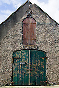 Garage in Stornoway, Outer Hebrides, United Kingdom