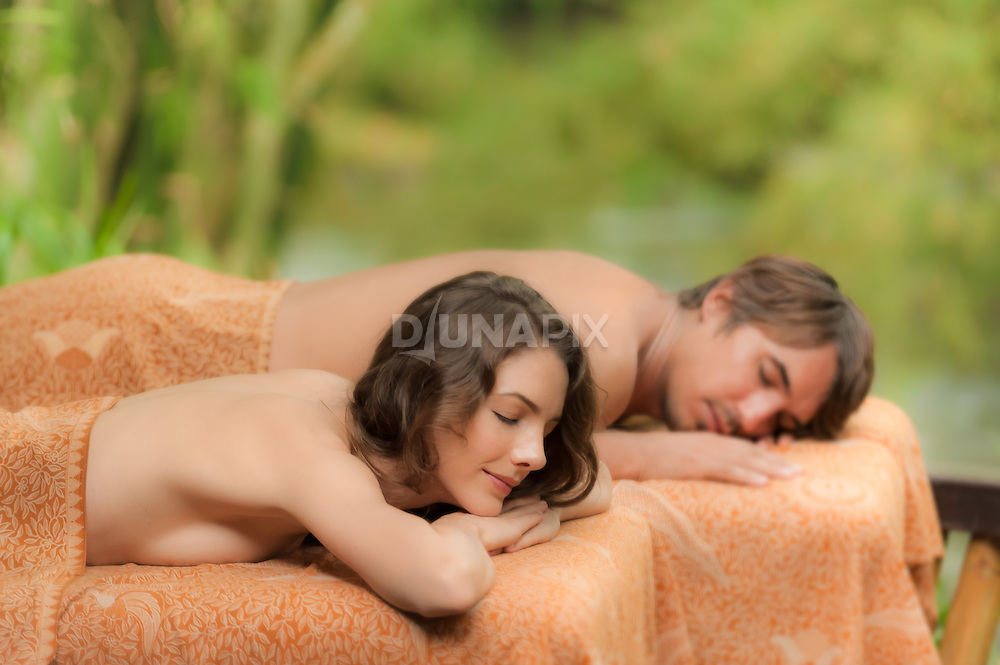 Tranquil couples treatment at Fivelements Healing Center, Bali. Spa photographer: Djuna Ivereigh.