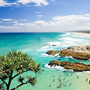 North Stradbroke Island / Queensland / Australia