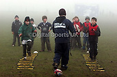 Saracens MasterClass at Letchworth RFC. 21-12-2006.