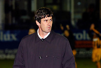 Photo: Leigh Quinnell.<br /> Luton Town v Hull City. Coca Cola Championship. 13/03/2007. Luton manager Mike Newell.