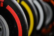 October 8-11, 2015: Russian GP 2015: Pirelli tires