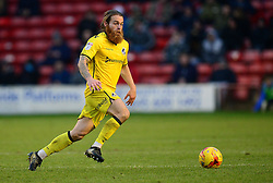 Stuart Sinclair of Bristol Rovers - Mandatory by-line: Alex James/JMP - 21/01/2017 - FOOTBALL - Banks's Stadium - Walsall, England - Walsall v Bristol Rovers - Sky Bet League One