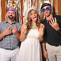Kayla,Cody, Mitchell Graduation Photo Booth