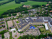 Nederland, Overijssel, Gemeente Almelo; 21–06-2020; All-in Family Resort Preston Palace, familiehotel.<br /> All-in Family Resort Preston Palace, family hotel.<br /> <br /> luchtfoto (toeslag op standaard tarieven);<br /> aerial photo (additional fee required)<br /> copyright © 2020 foto/photo Siebe Swart