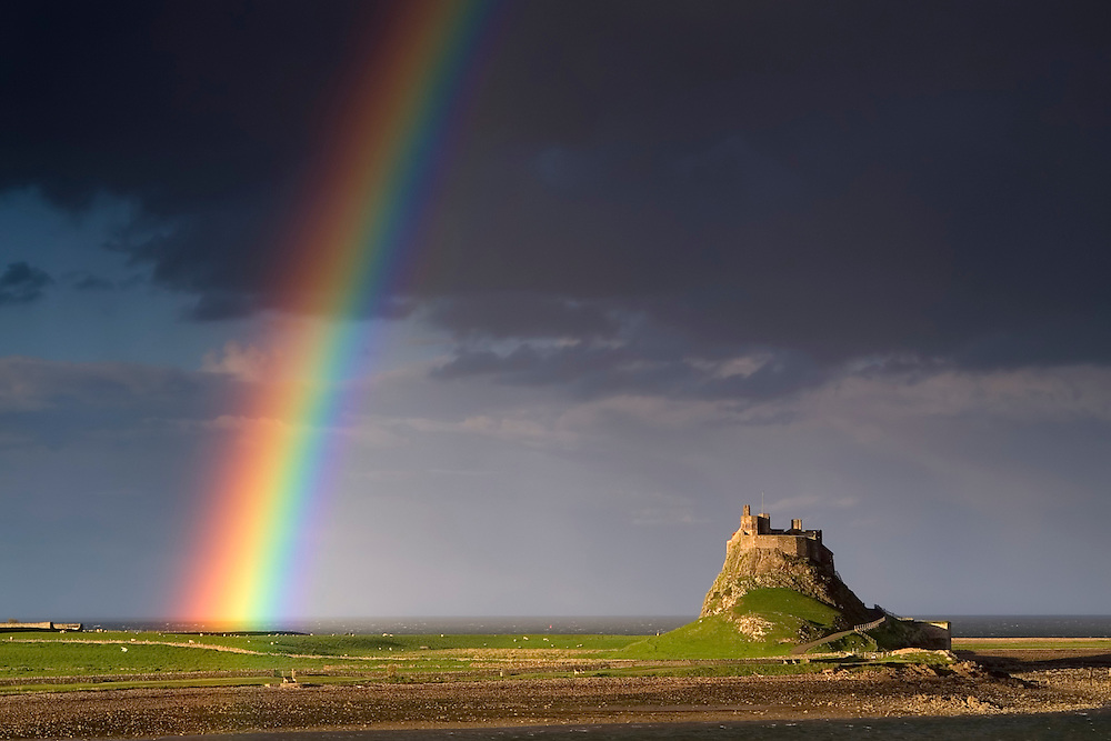 A once in a lifetime moment, to be photographing this castle just as the rain cleared and a stunning rainbow formed. Sometimes you need that stroke of luck to be in the right place at the right time.