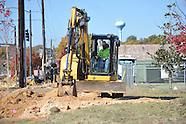 sewer line upgrade 110812